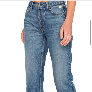 GRLFRND Helena Crop in Close To You Jeans 👖 27